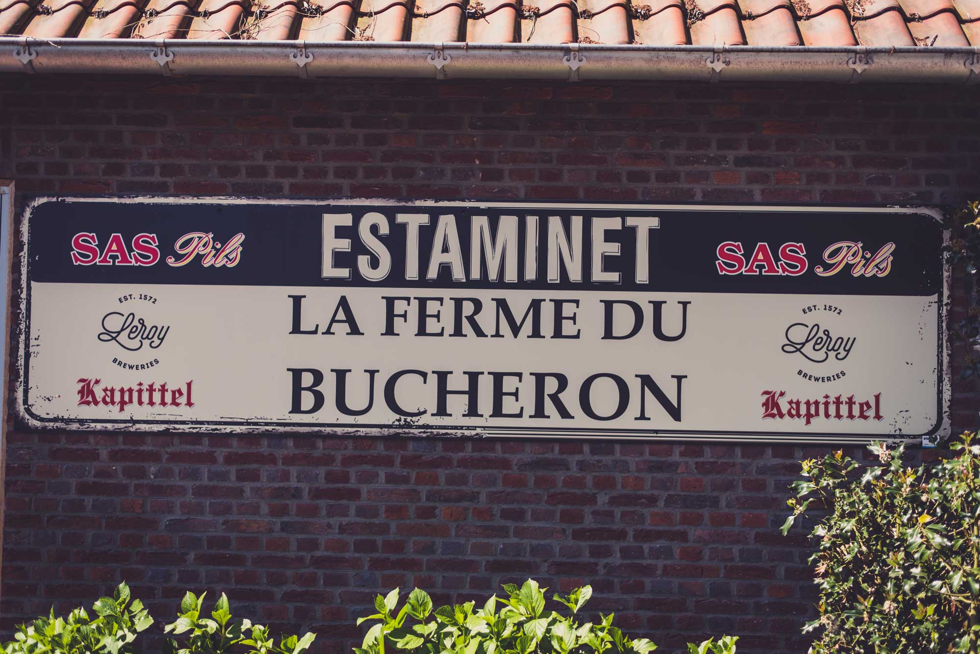 Estaminet La Ferme du Bucheron